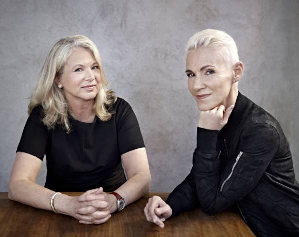 Обложка для биографии Мари Фредрикссон уже готова