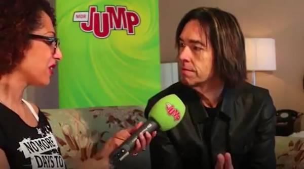 Интервью с Пером Гессле для JUMP