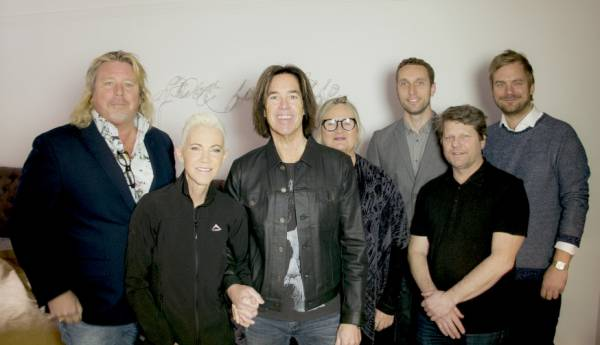 Roxette и Warner Music Group
