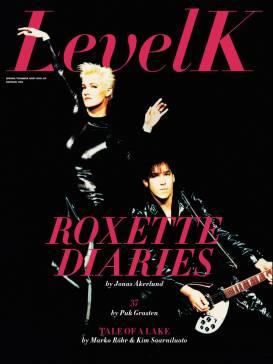 Обложка журнала с Roxette