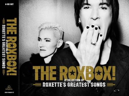 Новый сборник The RoxBox - A Collection of Roxette's Greatest Songs