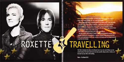 Roxette - Travelling